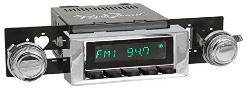 (Retro Manufacturing LCB-116-03-73-B 1973-85 GM Radio)