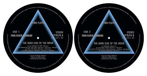 Pink Floyd 'Dark Side Of The Moon' Turntable Slipmat for sale  Delivered anywhere in Canada