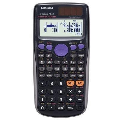 Casio fx-300ESPlus 2-Line Scientific Calculator