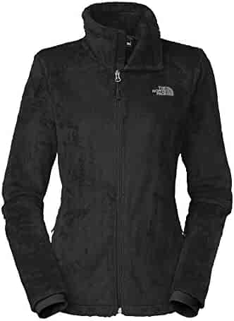 The North Face Women's Osito 2 Jacket - TNF Black (Small)
