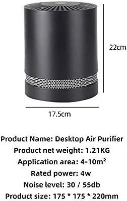 MaiTian Filtros compactos de hepa purificador de Aire de ...