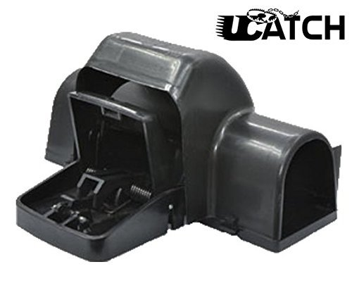 UCatch Tunneled Rat Trap Trigger