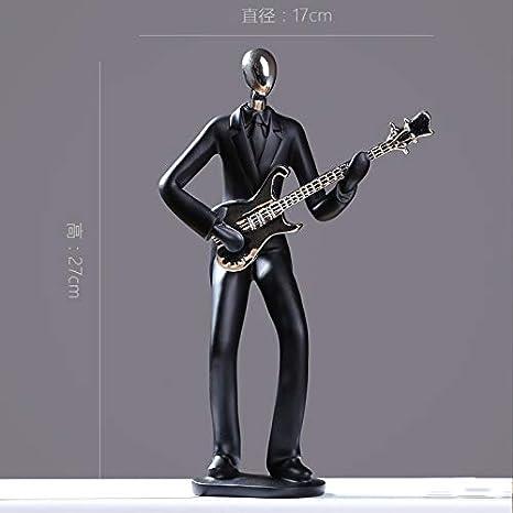 Winpavo Escultura Figurilla Creativo Simple Moderno Decoración del ...
