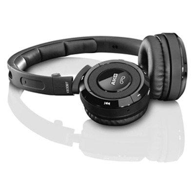 AKG K830BT High-End Wireless Headphones with Bluetooth (Black)