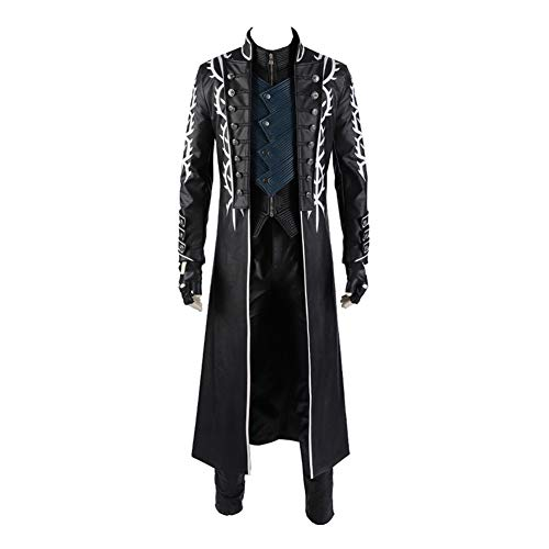 COSSHOW Devil May Cry 5 Vergil Cosplay Costume