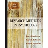 Research Methods In Psychology 9th (Nineth) Edition