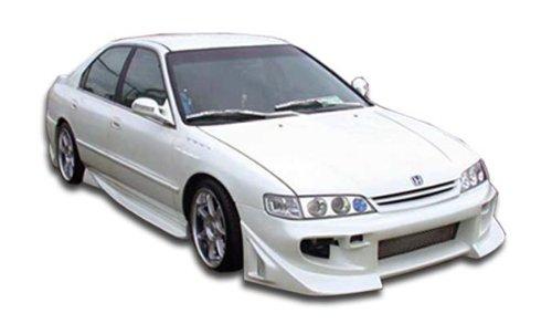 1994-1997 Honda Accord 4 cyl Duraflex Blits Front Bumper Cover - 1 ()