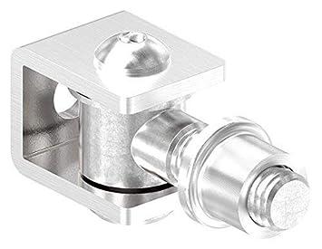 M12 20 16 mit Einschwei/ßmutter Torband Edelstahl verstellbar M12 Anschwei/ßband