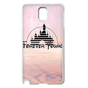 Forever Young Classic Personalized Phone Case for Samsung Galaxy Note 3 N9000,custom cover case ygtg590188 Kimberly Kurzendoerfer