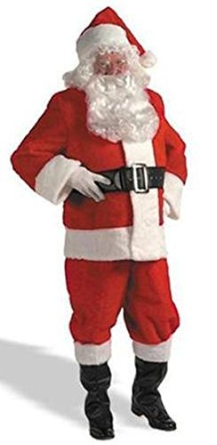 Kris Kringle Santa Claus Suit 3X ()