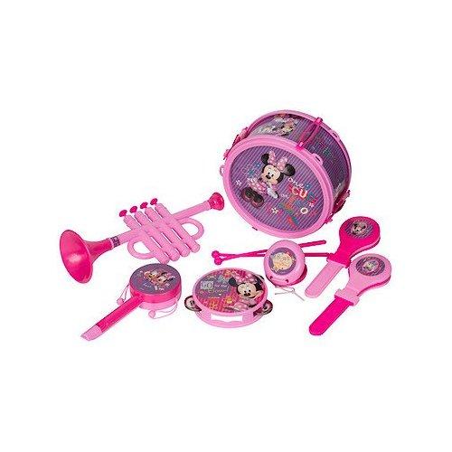 Minnie Mouse - Set Musical - 7 Instruments de Musique