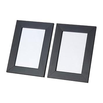ikea nyttja frame 4x6 black set of