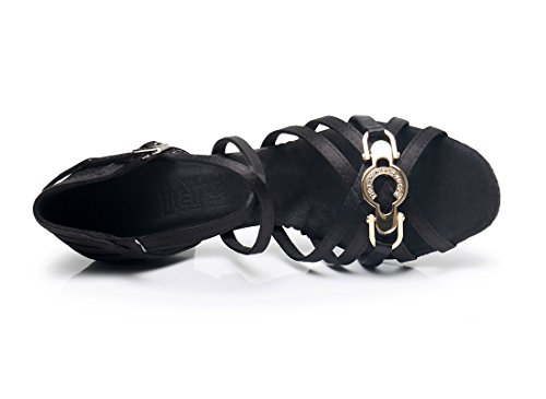 5 Heel Moderno Jazz 5cm Donna Black e Joymod MGM 5SxFwtq8Y5