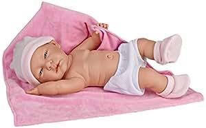 Nenuco primer bebé niña (Famosa 700013878)