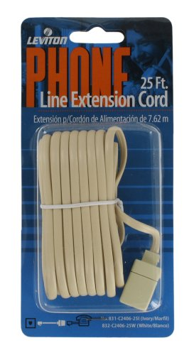 25ft Modular Extension Cord - 4