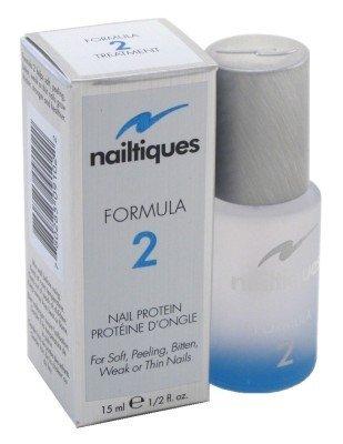 Nailtiques Formula 2 Nail Protein 0.5oz (6 Pack) by Nailtiques