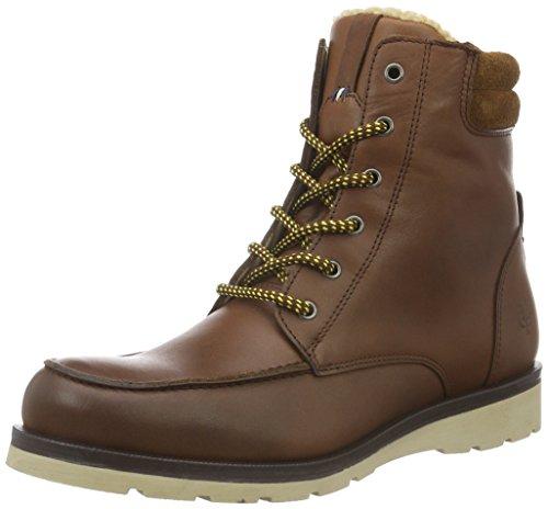 Marc OPolo Damen 60912986302118 Bootie Chukka Boots Braun (cognac 720)