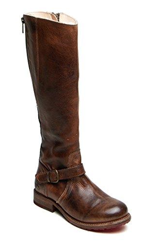 Bed|Stu Womens Glaye Leather Boot (7.5 M US, Teak Rustic)