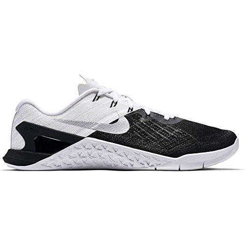Nike New Men's Metcon 3 Cross Training Sneaker (13, Dark Grey/Volt-Pale Grey)