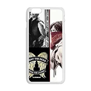DAZHAHUI Daryl Dixon Cell Phone Case for Iphone 6 Plus BY RANDLE FRICK by heywan