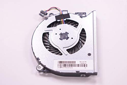FMB-I Compatible with 779598-001 Replacement for Hp Cooling Fan 13-A001AU X360 13-A013CL 13-A110DX 13-A019WM