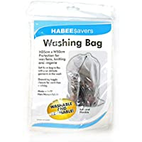 HABEE SAVERS XV4117 Washing Bag Soft and Flexible for Your Laundry