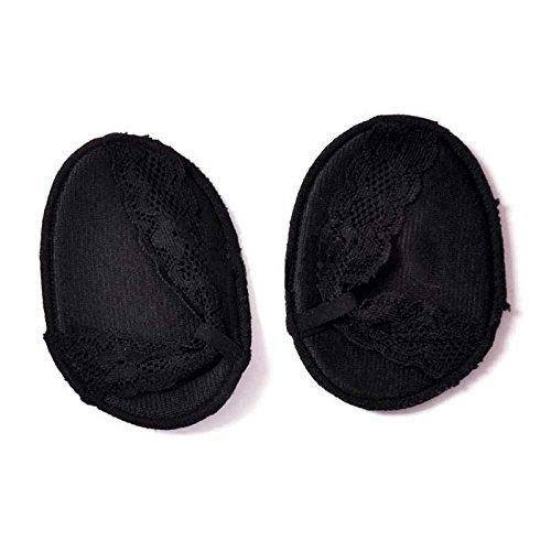 antiscivolo con punta tacco 1 tm paio invisibile pad piede di scarpe Aabuild modelli strumenti per donna cura di del mezza soletta pastiglie x6Xqnwg