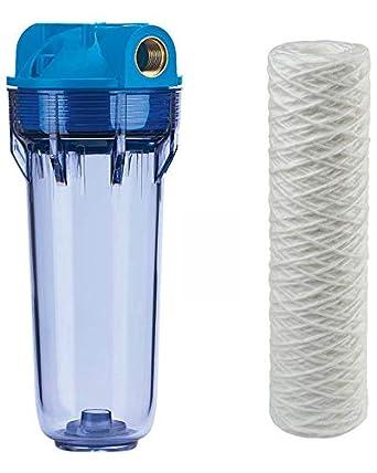 Häufig 1 HO-PFA 5000L/h Vorfilter Wasserfilter Pumpenfilter Pumpen UZ47