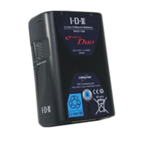 DUO-150 IDX Vマウントタイプリチウムイオンバッテリー   B00COY6T9Q