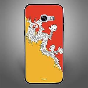 Samsung Galaxy A3 2017 Bhutan Flag