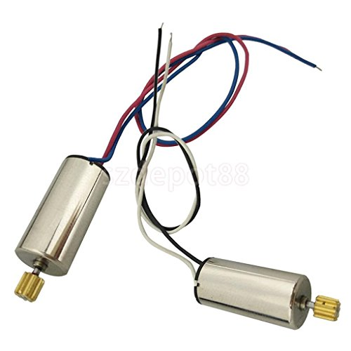 RC Parts CW CCW Motor Remote Control Toy for Syma RC Quadcopter Accessory #2 by uptogethertek