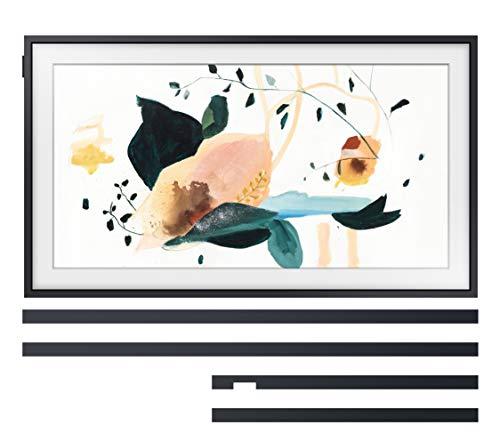 "Samsung QN32LS03TB 32"" The Frame Ultra High Definition Smart QLED Smart TV with a Samsung VG-SCFT32BL 32"" Black Customizable Bezel for The Frame TV (2020)"