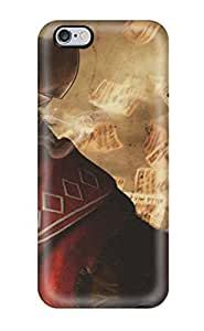 Hot Style SQfboXS7198rCEiK Protective Case Cover For Iphone6 Plus(call Of Juarez Gunslinger)