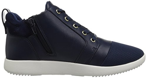 ALDO Womens Naven Fashion Sneaker, Navy, 7 B US