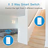 3 Way Smart Switch, meross Smart Light Switch