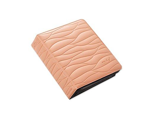DSstyles 64 Pockets Leaf Pattern Instax Mini Album Fuji Instax Mini Book Album For instax mini 7S 8 25 50S 90 Film - Pink cam_other0088_016