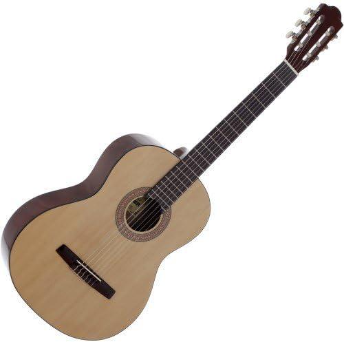 Chitarra classica. Tavola in abete, fasce, fondo e manico in ...