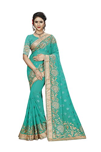 Sarees Wear Sari Indian Traditional Wedding Women Party For Designer c5R34jqSAL
