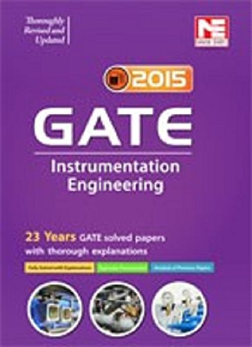 45% discount on GATE - 2015: Instrumentation Engineering by Made Easy for Rs. 275 at Amazon. in
