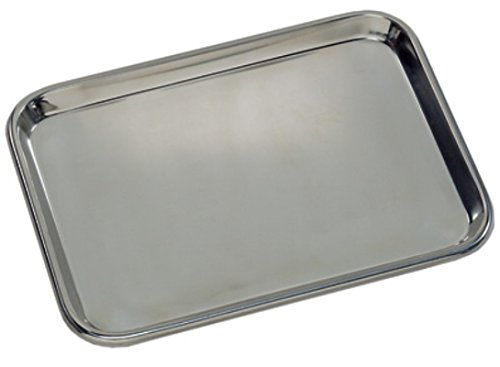 Graham Field Flat Type Instrument Tray, 15 1/8'' x 10 1/2'' x 5/8''