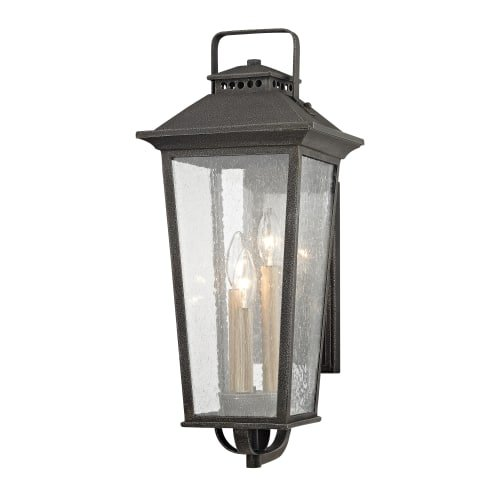 Ul Pewter Sconce - 8