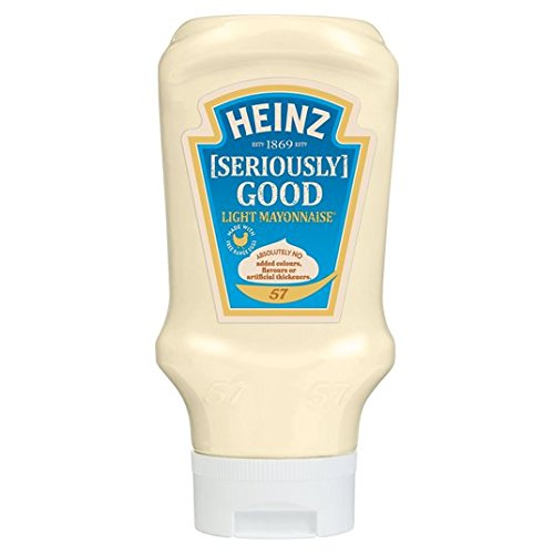 Heinz Realmente bueno 400ml Mayonesa Light