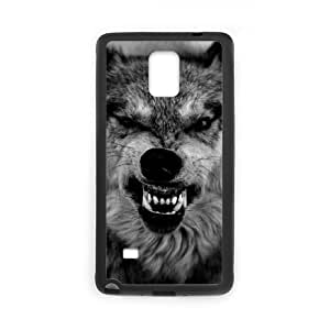 GTROCG Cute Animals Phone Case For Samsung Galaxy note 4 [Pattern-4]