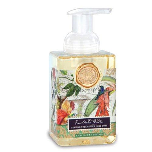Michel Design Works Enchanted Garden Foaming Hand Soap (Garden Wood Fern)