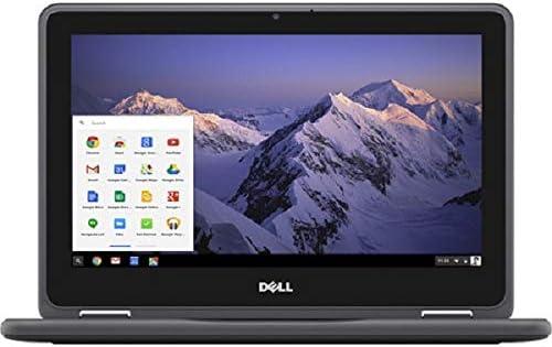 Dell Chromebook 11 3100 2-in-1 Celeron N4000 2.6 GHz 4GB 32GB eMMC AC BT WC 11.6 HD MT Chrome OS