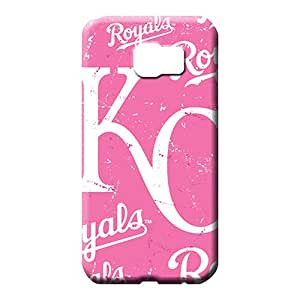 samsung galaxy s6 covers Specially Protective cell phone carrying skins kansas city royals mlb baseball