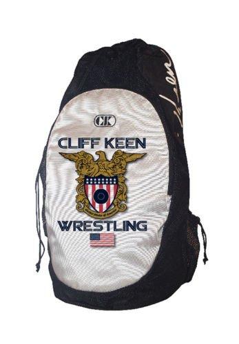 Cliff Keen Branded Eagle Sublimated Backpack USA Wrestling MBPEG