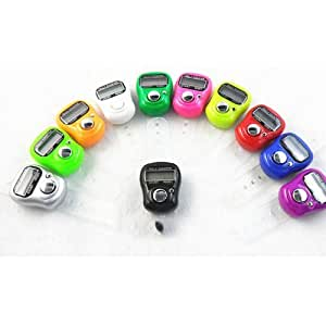 Mini LCD Electronic Digital Display Finger Hand Tally Counter Counting