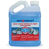 Outdoor Mildew Stain Remover Solution To Removing Outdoor Moss, Mold, Mildew And Algae 5 gal