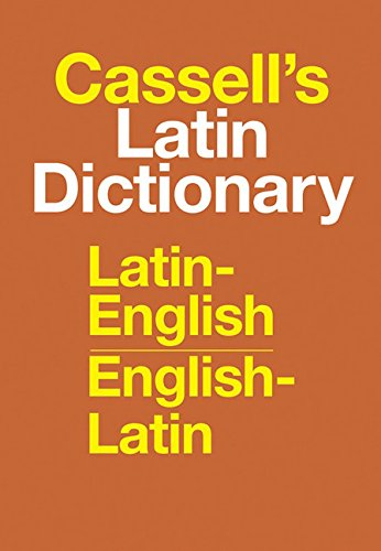 (Cassell's Standard Latin Dictionary)